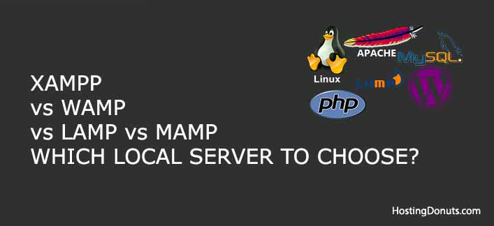 XAMPP vs WAMP vs LAMP vs MAMP: What's The Difference?