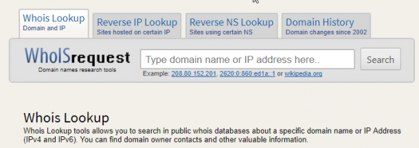 How To Check Domain Name Ownership History? – HostingDonuts