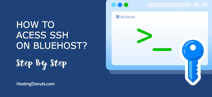How to Access SSH on BlueHost? (Step by Step) #SSH #BlueHost