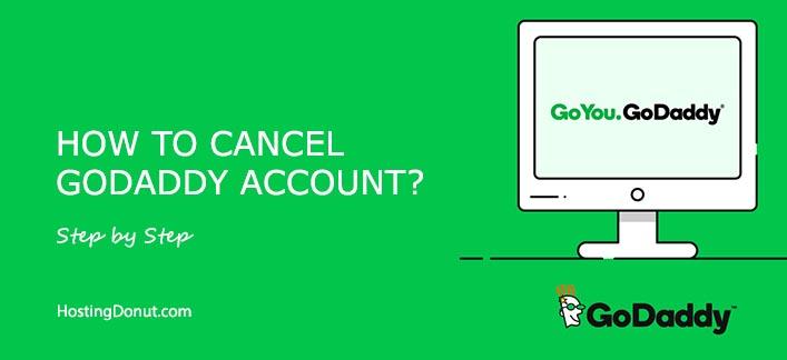 How To Cancel GoDaddy Account? (Step by Step) #GoDaddy