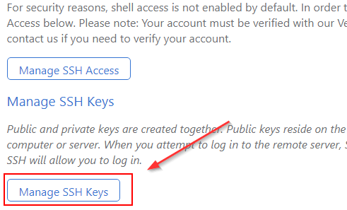 manage-ssh-keys
