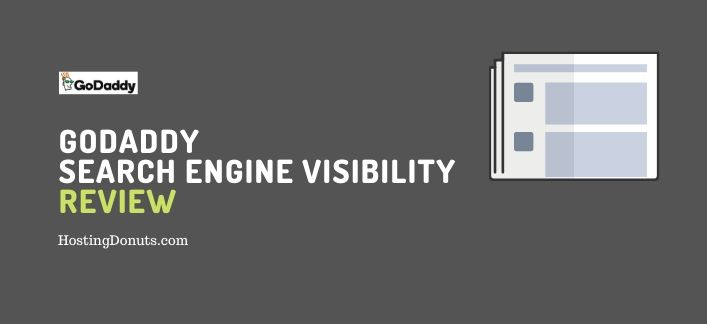 GoDaddy Search Engine Visibility Review (Quick)